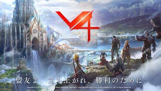 【V4】装備ガチャ無しでやり込むほどに強くなるMMORPG