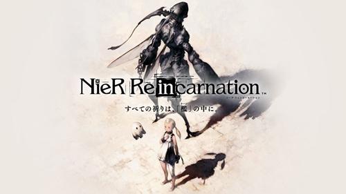【NieR Re[in]carnation】最高のグラフィックと謎解きストーリーを体験できるRPG