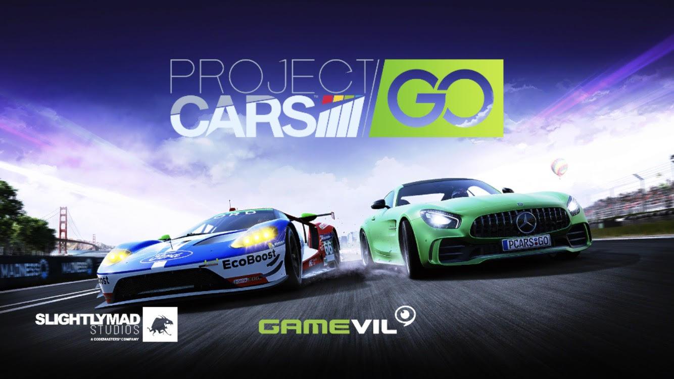 【Project CARS GO】大ヒットしたレーシングゲームがついにモバイル版となって登場!