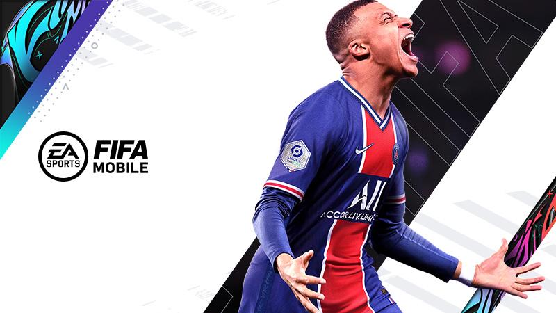 【FIFA MOBILE】実在の選手を自由に編成して夢のドリームチームが組めるサッカーゲーム